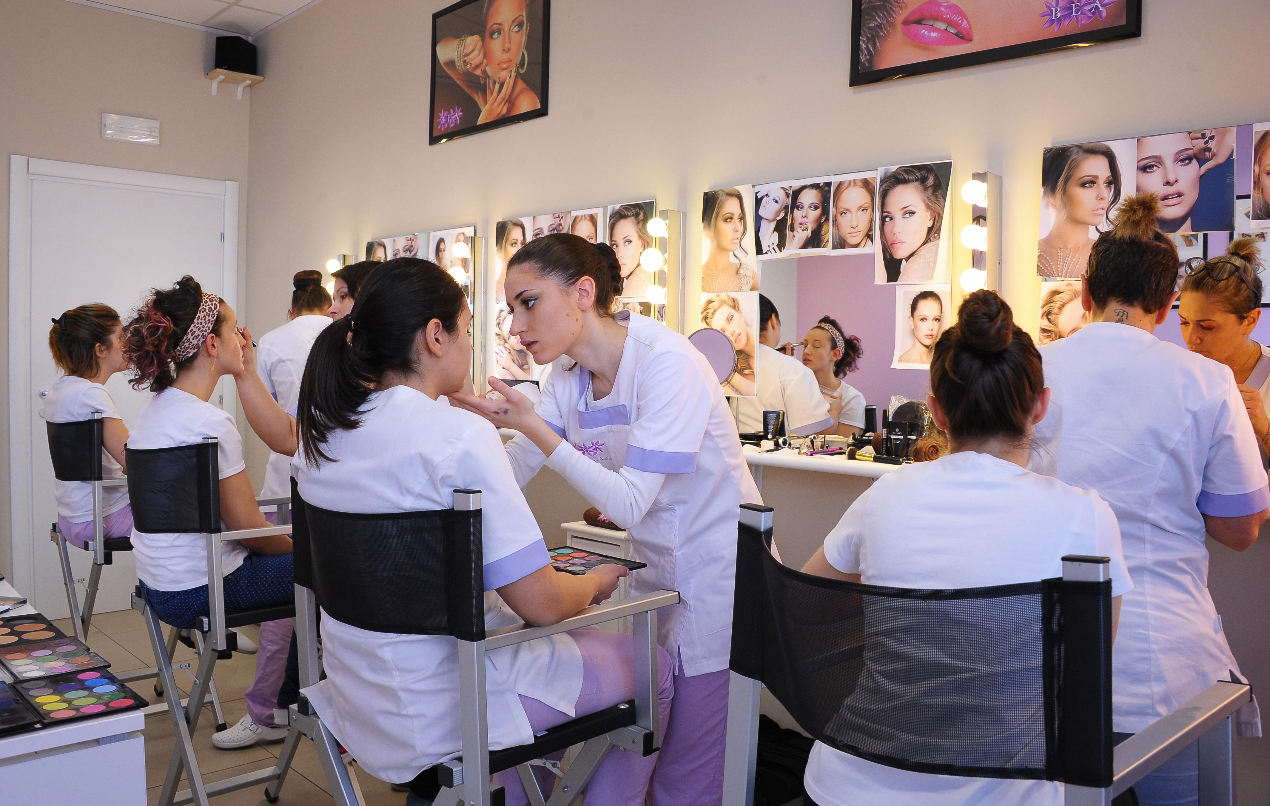 corsi trucco, make up, scuola estetica